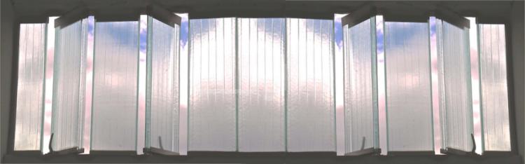 U-Glass sas : Vitrolit y Vitroblock en Fachadas